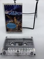 "Asia ""Then & Now"" cassette tape Geffen M5G 24298"