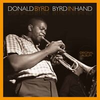 DONALD BYRD - BYRD IN HAND-HQ-   VINYL LP NEU