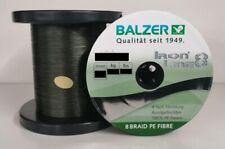 Balzer Iron line 8 verde 10m 0,08 0,10 0,12 0,14 0,16 0,18 0,21 0,24 0,27 0,30mm