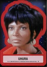 Star Trek TOS 40th Anniversary Series 2 Star Trek Stickers Chase Card S6