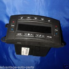 2003-2007 CADILLAC STS, A/C Climate control switch 25752261
