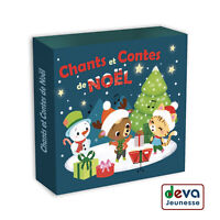 Chants et contes de Noël  (Album 2CD + Livret )