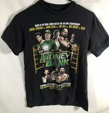 WWE Money In The Bank Ladder Match Championship T Shirt Size Adult Small
