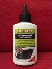 ACRYLIC GLASS SCRATCH REMOVER FENWICK'S WINDOWIZE SCRATCH REMOVER PLASTIC WINDOW
