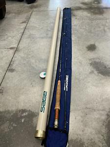 Sage SP 590 Graphite IV 9 foot, 2 piece, 5 weight fly rod