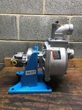 """Water Pump 2"""" NPT Hydraulic motor operated Aquatech W-200 9500 GPH"""