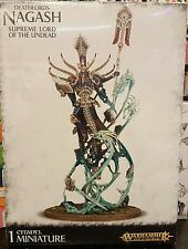 Warhammer - Nagash Supreme Lord Of The Undead