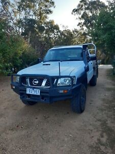 Nissan Patrol Ute