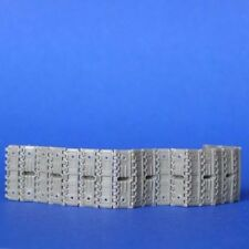 Resin Tracks for T-34/76, 550mm M1940 EARLY TYPE 2, MC 135018W, MasterClub,1:35
