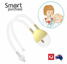 Baby Nasal Aspirator Nose Safe Snot Cleaner Vacuum Mucus Suction Sucker y