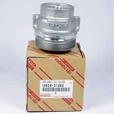 New Genuine OEM Toyota Lexus Scion Oil Filter Housing Cap Holder 15620-31060