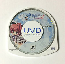 USED PSP Disc Only Mashiro Iro Symphony mutsu-no-hana JAPAN Sony game MashiroIro