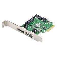 Cartes RAID et contrôleurs de disque Syba pour ordinateur