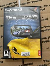 Test Drive Unlimited - Playstation 2 Game Complete Ps2 Works