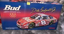 DALE EARNHARDT JR #8 BUD US OLYMPICS 1/12 ACTION 2000 DIECAST  RARE HUGE