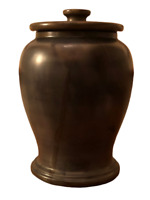 Marble Urn Adult Funeral & Cemetery Cremation Urn for Human Ashes