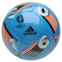 Fußball Adidas Beau Jeu Glider Blau [Größe 5] Deutschland. EM 2016 Frankreich