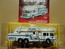 N° 98 SMEAL SPARTAN Camion Pompier de FORT WORTH TEXAS USA 1/43 Neuf en boite