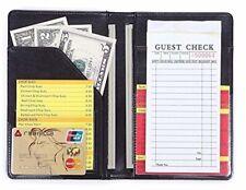 Waiter Book Wallet Server Pads Waitress Book Restaurant Waitstaff Organizer