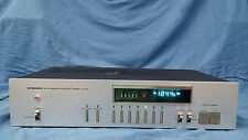 Pioneer TX-710 Vintage Tuner in silber - noch blaue Serie mit Gewärleistung