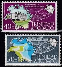 UPU 100 Jaar - Trinidad & Tobago postfris 1974 MNH 328-329 (upu122)