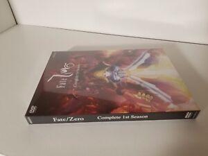 fate zero (fate/zero) complete season 1 anime dvd set aniplex NEW