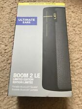 NEW IN BOX Logitech UE BOOM 2 Portable Bluetooth Speaker Limited Edition Panther