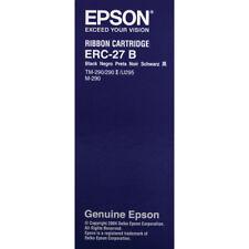 Epson ERC27 Fabric Black Ribbon For TM-U290/M-290 C43S015366