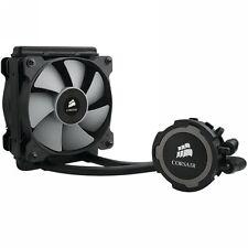 Corsair Hydro H75 Liquid PWM fan CPU Cooler AMD Intel LGA 1150 1155 1151 2011