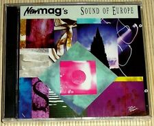 CD doppio ~ newmag's Sound of Europe ~ 2cd OVP