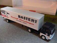 1/87 Wiking Magirus Deutz Bastert Koffer-Sattelzug 0547 01