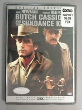 Butch Cassidy and the Sundance Kid Dvd 1969/2000 Special Edition New Sealed