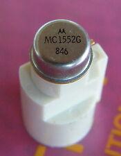 Mc1552g HF video amplifier, Motorola
