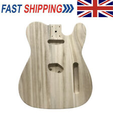 More details for polished maple wood electric guitar body barrel diy tl style guitar part x0i5