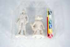 Marvel Guardians of the Galaxy Paint Your Own Statues Star-Lord & Rocket Raccoon