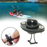 2pcs/set Universal Drain Plug Kit Plugs Bung for Dinghy Kayak Canoes Boat