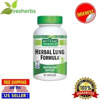 HERBAL LUNG FORMULA N-Acetyl L-Cysteine 600mg BREATHING OXYGEN SUPPLEMENT 30Caps