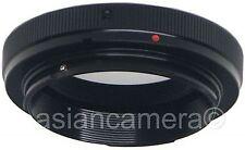 T-2 T2 T-Mount Adapter For Nikon F F2 F3 FE FE2 FM FM2 F4 F5 F6 D40 D50 D60 D70