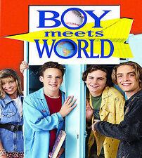 DVD: Boy Meets World - The Complete Third Season, John Tracy, Jeff McCracken, Da