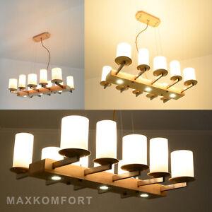 Antik Deckenlampe mit LED Deko Spots Pendelleuchte Deckenleuchte Kronleuchte