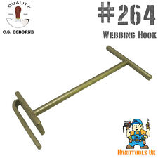 CS Osborne Webbing Hook - Osborne No. 264 for Elastic / Rubber Webbing