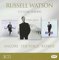 Russel Watson - Russell Watson: 3 Classic albums [CD]