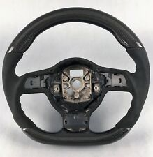Audi performance carbon Alcantara volante r8 rs6 rs4 TTS Steering Wheel volante