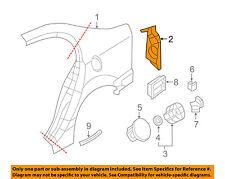 HONDA OEM 06-11 Civic QUARTER PANEL-Gutter Extension Left 63720SNAA00ZZ