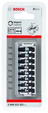 Bosch Impact Control-Schrauberbit-Set 8-tlg. Torx für Schlagschrauber