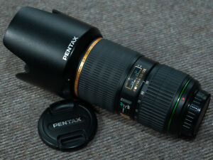 Pentax DA* 50-135 mm F2.8 SDM