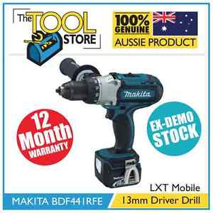 Makita BDF441RFE LXT MOBILE 13MM DRIVER DRILL 14.4V