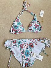 BRAND NEW W/ TAGS, Women's XS Bikini Bathing Suit Bali Hai Hipster 2 Piece Cute