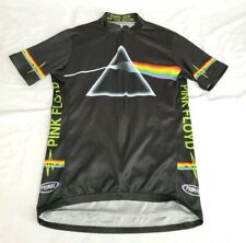 PRIMAL WEAR Pink Floyd Dark Side of the Moon Cycling Jersey Sz M Bike Bicycle