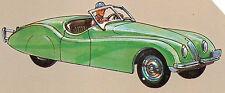 1953 Jaguar XK120  Roadster, Minicraft Highway Pioneers,1/32nd Scale, Unbilt Kit
